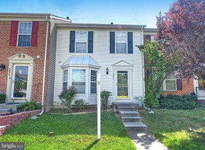 Baltimore County Townhouse For Sale: 9821 Finsbury Road