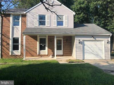 Baltimore County Single Family Home For Sale: 8 Red Bud Court