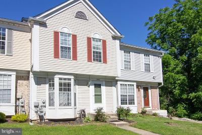 Reisterstown Townhouse For Sale: 10902 Baskerville Road