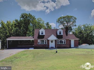 Baltimore Single Family Home For Sale: 9119 Lennings Lane