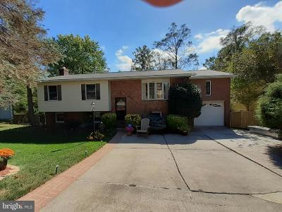 Baltimore Single Family Home For Sale: 9941 Nearbrook Lane