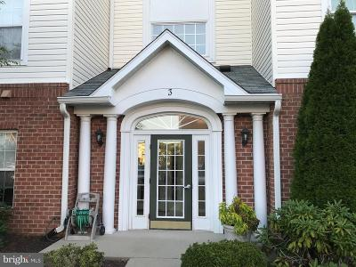 Perry Hall Single Family Home For Sale: 3 Brook Farm Court #3J
