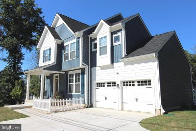 Baltimore Single Family Home For Sale: 9242 Old Harford Road