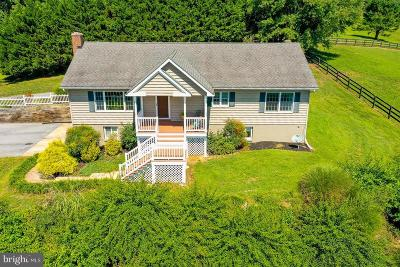 Manchester Single Family Home For Sale: 18901 Gunpowder Road