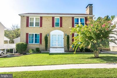 Owings Mills Single Family Home For Sale: 213 Berry Vine Drive