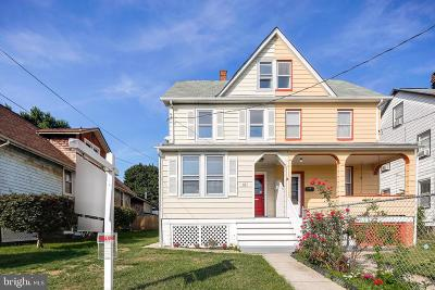 Catonsville Single Family Home For Sale: 80 Mellor Avenue