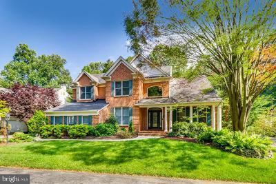 Lutherville, Lutherville Timonium, Lutherville-timonium, Timonium Single Family Home For Sale: 8736 Marburg Manor Drive