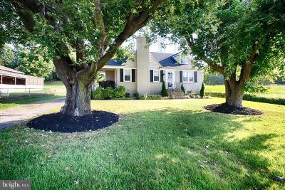 Baltimore Single Family Home For Sale: 4418 Ridge Road