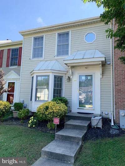 Baltimore Townhouse For Sale: 31 Cedarcone Court