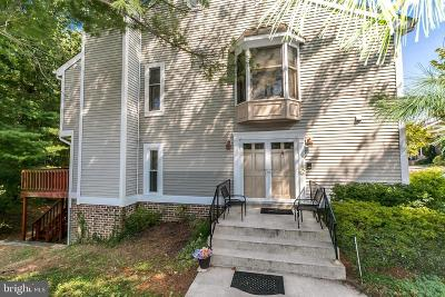 Baltimore County Townhouse For Sale: Mellow Court