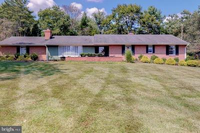 Baltimore County Single Family Home For Sale: 316 Merrie Hunt Drive