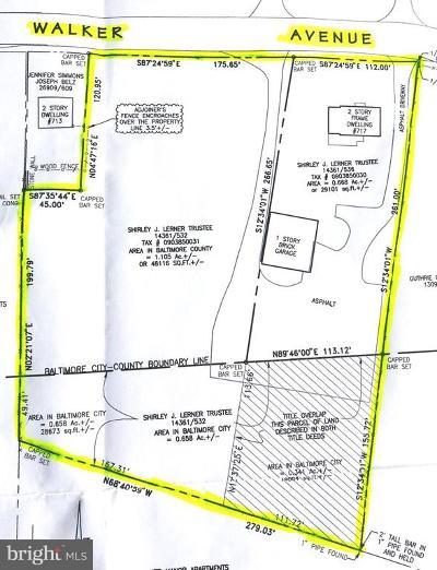 Residential Lots & Land For Sale: 717 Walker Avenue