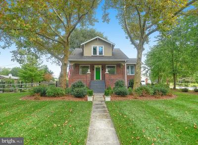 Baltimore County Single Family Home For Sale: 4262 Chapel Road