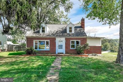 Baltimore Single Family Home For Sale: 2842 Cub Hill Road