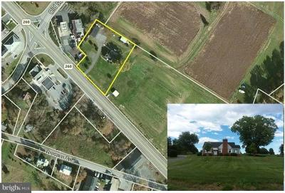 Calvert County Commercial For Sale: 150 Chesapeake Beach Road