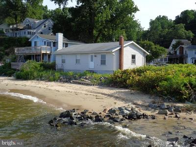 Calvert County Single Family Home For Sale: 3210 Woodridge Avenue