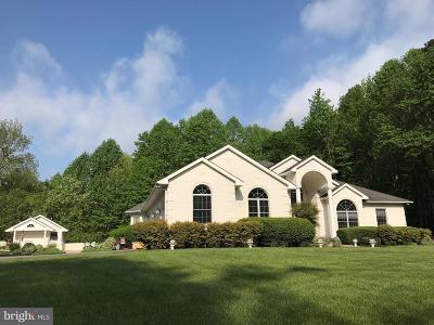 Chesapeake Beach Single Family Home For Sale: 4840 Bayside Road