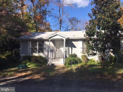 Calvert County Single Family Home For Sale: 11538 Durango Drive