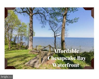 Chesapeake Beach Single Family Home For Sale: 5203 Larchmont Drive