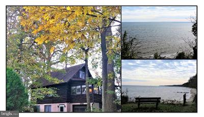 Charles County, Calvert County, Saint Marys County Single Family Home For Sale: 1922 Elm Road