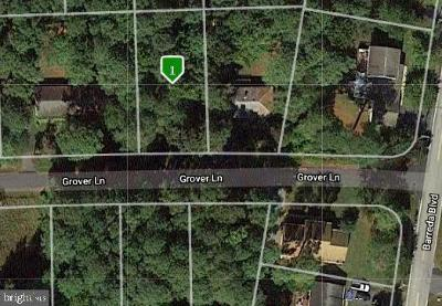 Calvert County Residential Lots & Land For Sale: 340 Grover Lane