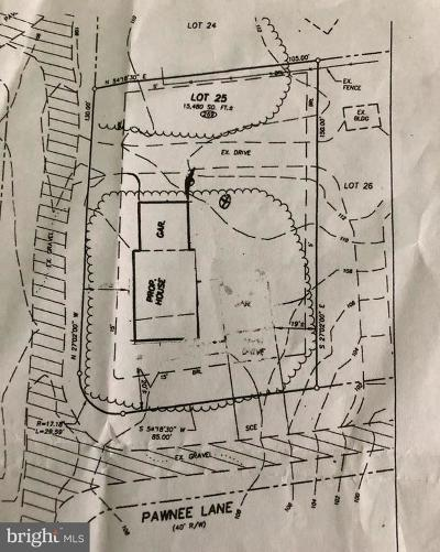 Calvert County Residential Lots & Land For Sale: 269 Pawnee Lane