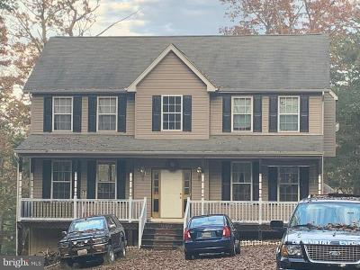 Lusby Single Family Home For Sale: 11928 Six Gun Circle