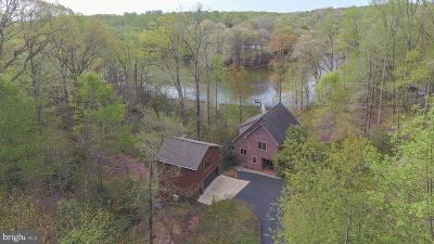 Calvert County Single Family Home For Sale: 600 Willow Road
