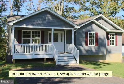Lusby Single Family Home For Sale: 1250 Coster Road