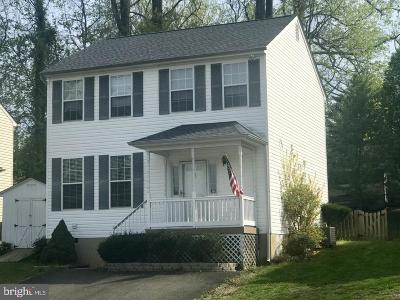 Calvert County Single Family Home For Sale: 3545 8th Street
