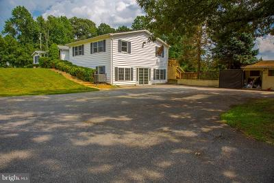 Huntingtown Single Family Home For Sale: 6010 Stephen Reid Road