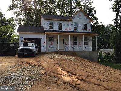 Calvert County Single Family Home For Sale: 5635 Arbor Circle