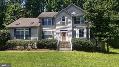 Calvert County, Saint Marys County Rental For Rent: 4210 Beach Drive
