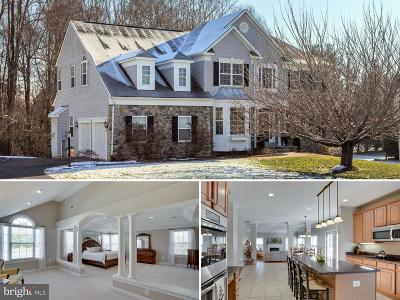 Huntingtown Single Family Home For Sale: 3353 Evans Road