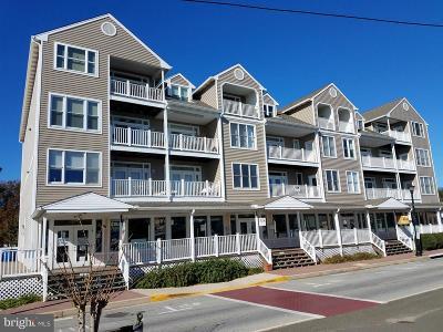 Calvert County Condo For Sale: 9100 Bay Avenue #A407