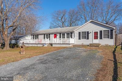 Chesapeake Beach Single Family Home For Sale: 6531 10th Street