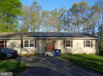 Lusby Single Family Home For Sale: 11463 Rawhide Road