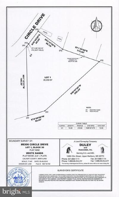 Residential Lots & Land For Sale: 8306 Circle Drive