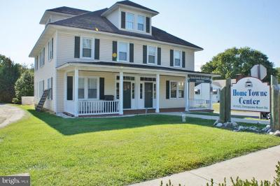 Owings Single Family Home For Sale: 111 & 113 E Chesapeake Beach Road