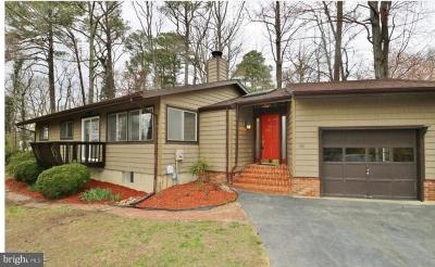 Lusby Single Family Home For Sale: 186 Calvert Drive