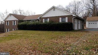 Dunkirk Single Family Home For Sale: 11220 Ward Road