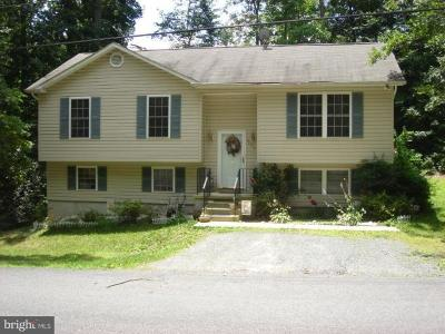 Lusby Single Family Home For Sale: 1033 Rimrock Road
