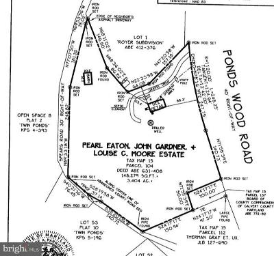 Huntingtown MD Residential Lots & Land For Sale: $200,000
