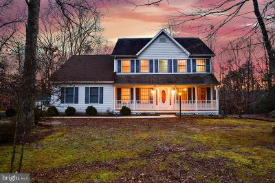 Calvert County Single Family Home For Sale: 1920 Matapeake Court