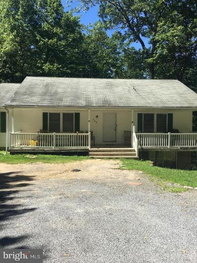 Lusby Single Family Home For Sale: 468 Pecos Court