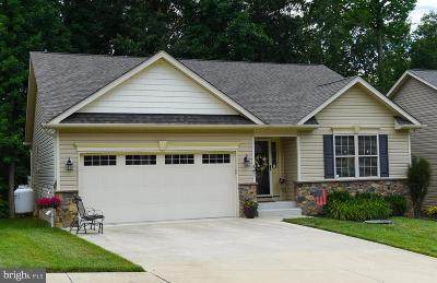 Prince Frederick Single Family Home For Sale: 587 Hawk Hill Drive