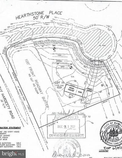 Huntingtown Residential Lots & Land For Sale: 2325 Hearthstone Place