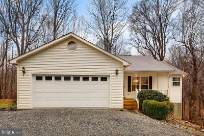 Chesapeake Beach Single Family Home Under Contract: 3412 Brookeside Drive