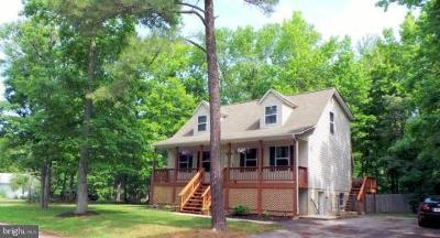 Lusby Single Family Home For Sale: 738 Lazy River Road