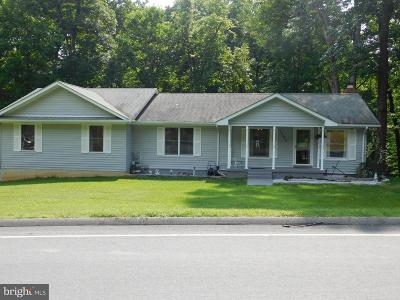 Lusby Single Family Home For Sale: 12528 Algonquin Trail